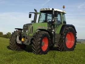 Używany 180 KM ciągnik rolniczy Fendt 718 Vario z 2011 roku