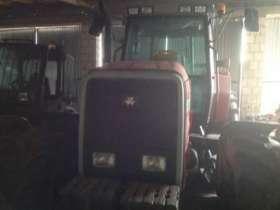 Ciągnik Massey Ferguson 8140 przód obciążniki przednie korbanek używany w stanie dobrym