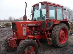 Używany w dobrym stanie ciągnik MTZ 82 z 1996 roku