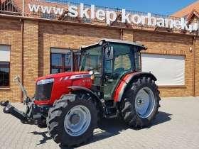 Zdjęcie ciągnika rolniczego Massey Ferguson 4709 Tier 4F okazja od korbanek.pl