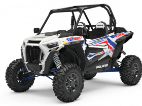 Polaris RZR Turbo kolor biały 182 KM korbanek
