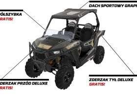 schemat dodatkowego wyposażenia pojazdu Polaris RZR 900 EPS LIMITED