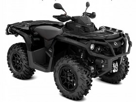 Quad Can-Am outlander 1000 XT-P na korbanek.pl