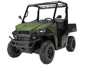 Zielony quad Polaris Ranger 570 EPS z oferty www.korbanek.pl