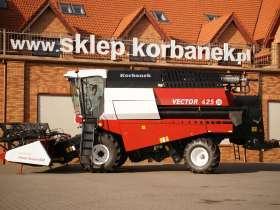 kombajn zbożowy Rostselmash Vector 424 www.korbanek.pl