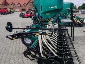 Siewnik pneumatyczny zbożowy 6 m Arbos MSD 2.0 zawieszany