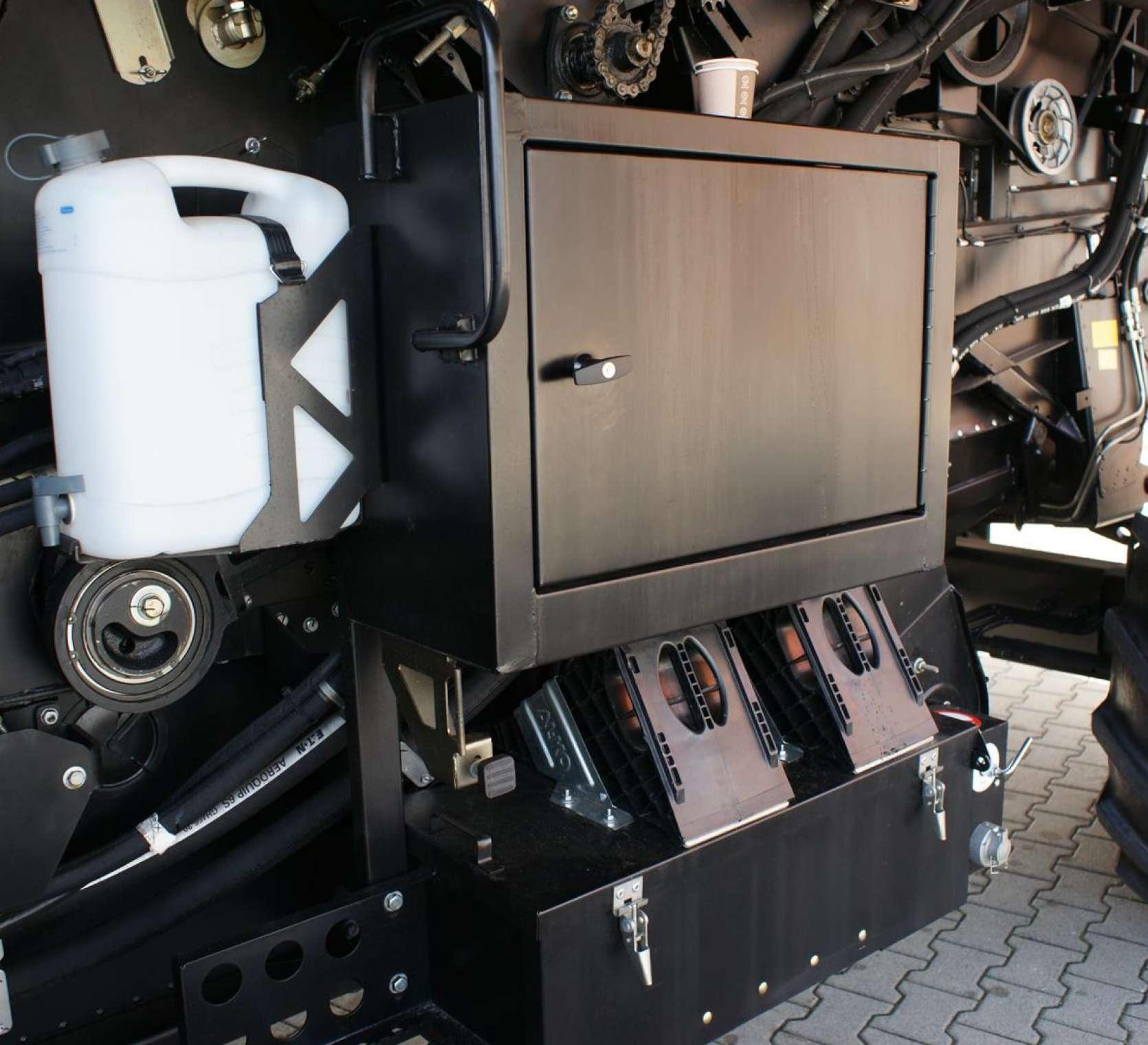kombajn zbożowy Rostselmash RSM 161 mechanizm www.korbanek.pl