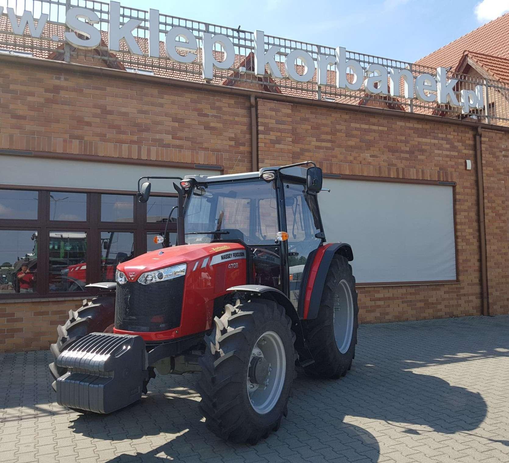 Massey Ferguson 4708 - www.korbanek.pl