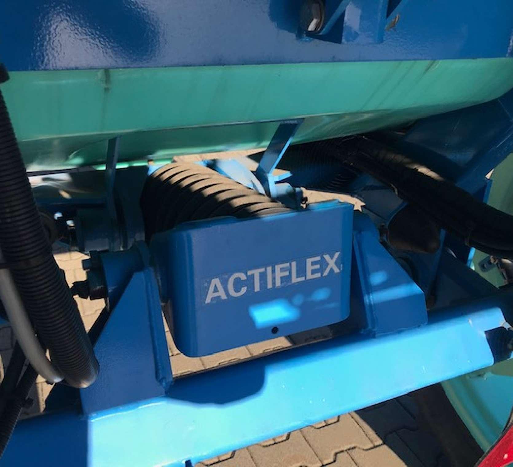 actiflex berthoud amortyzacja osi
