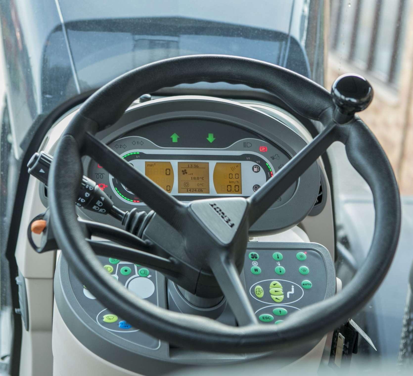Kierownica ciągnika black beauty - używany Fendt 936 Vario od Korbanek Sp. zo.o.