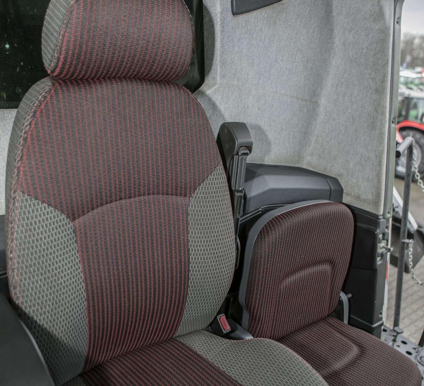 Kombajn zbożowy Rostselmash RSM 161 doskonała kabina na korbanek.pl