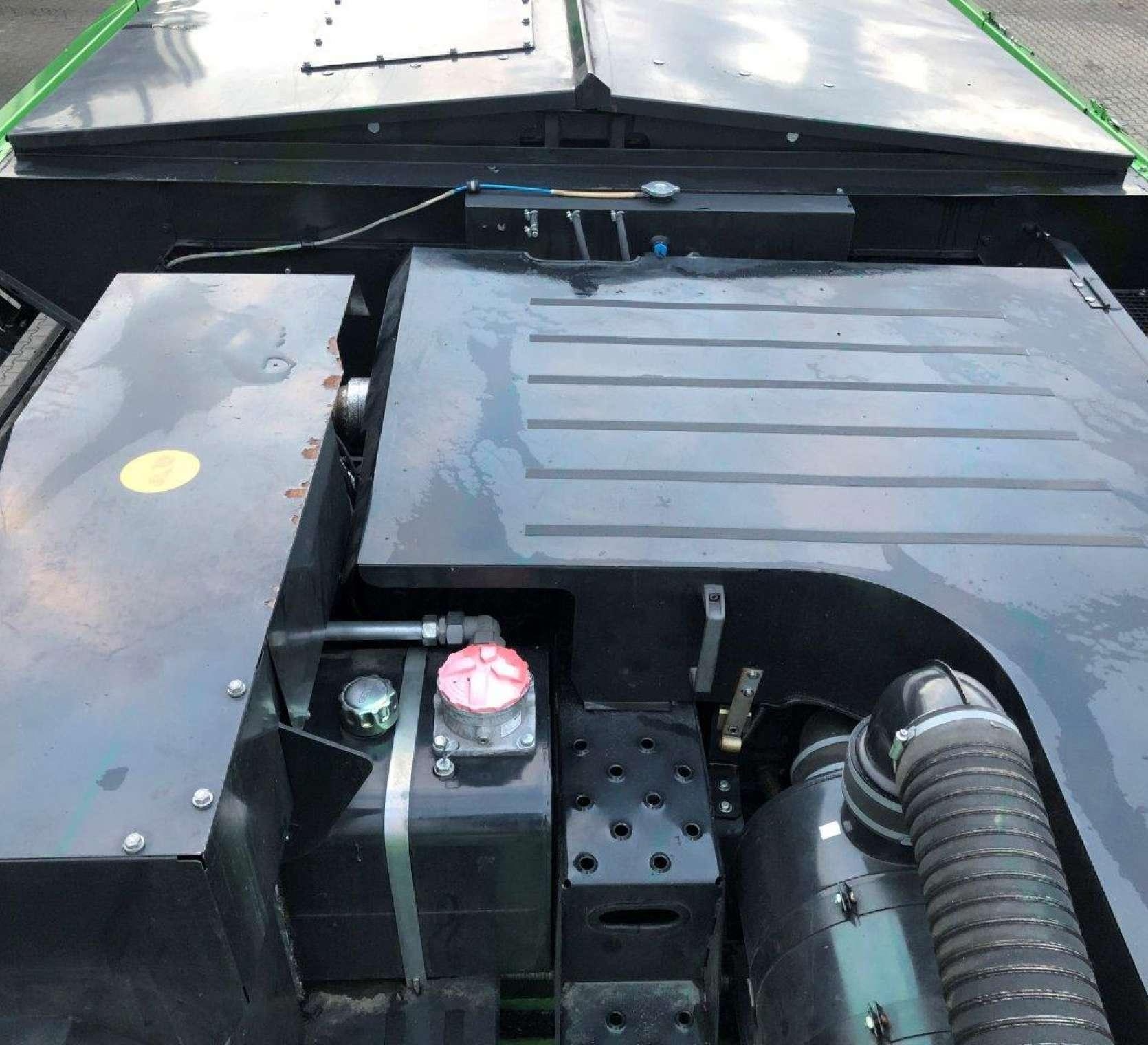 Deutz Fahr C9205TS silnik