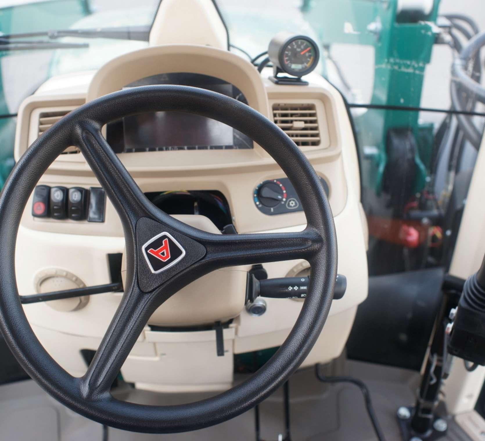 arbos 5115 kierownica i joystick sterowania