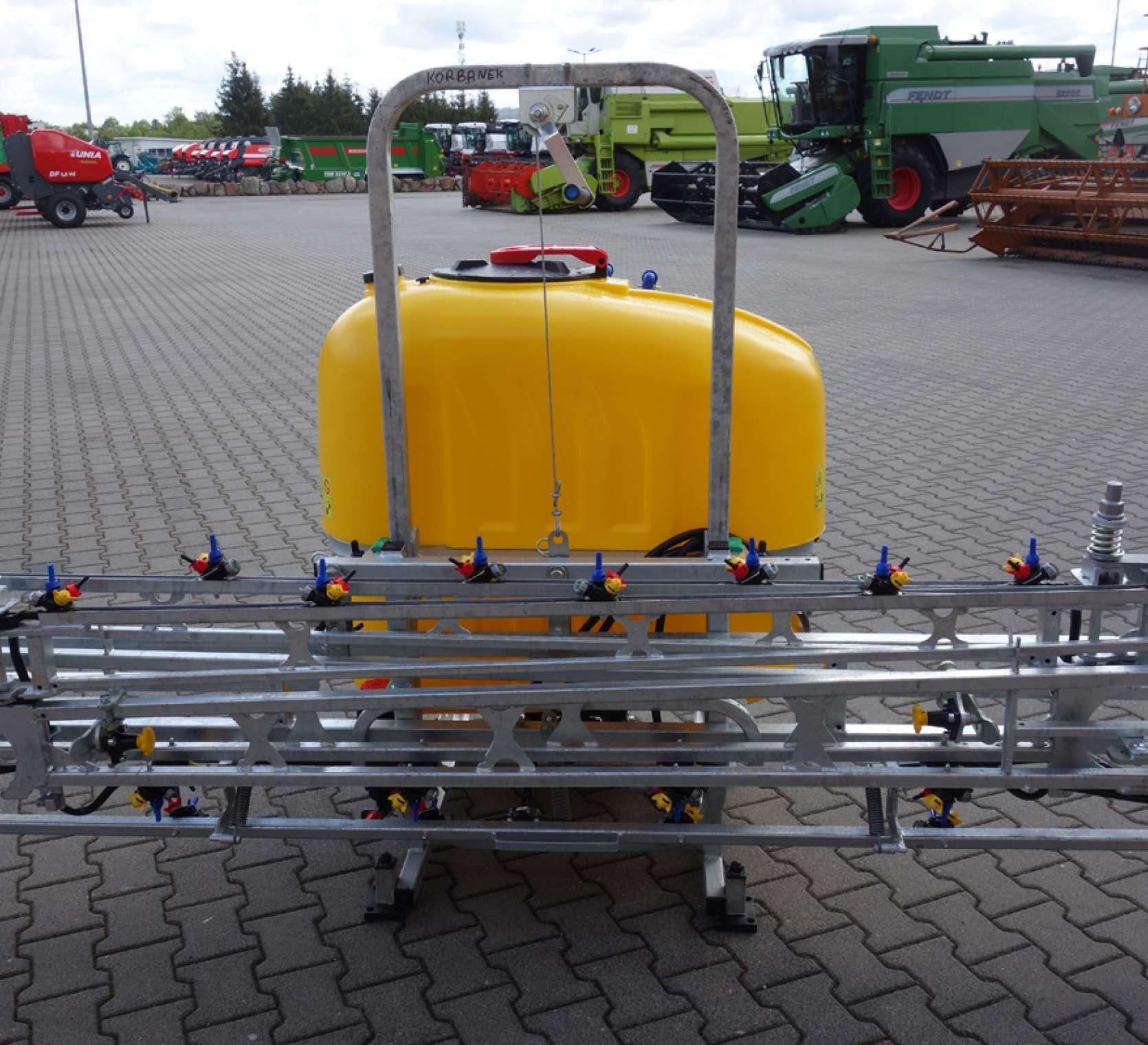 Opryskiwacz Tolmet Klara 412 zbiornik 400 l