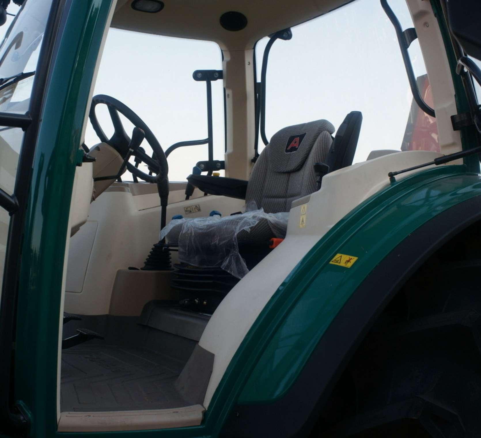 kabina operatora ciagnika arbos seria 5000