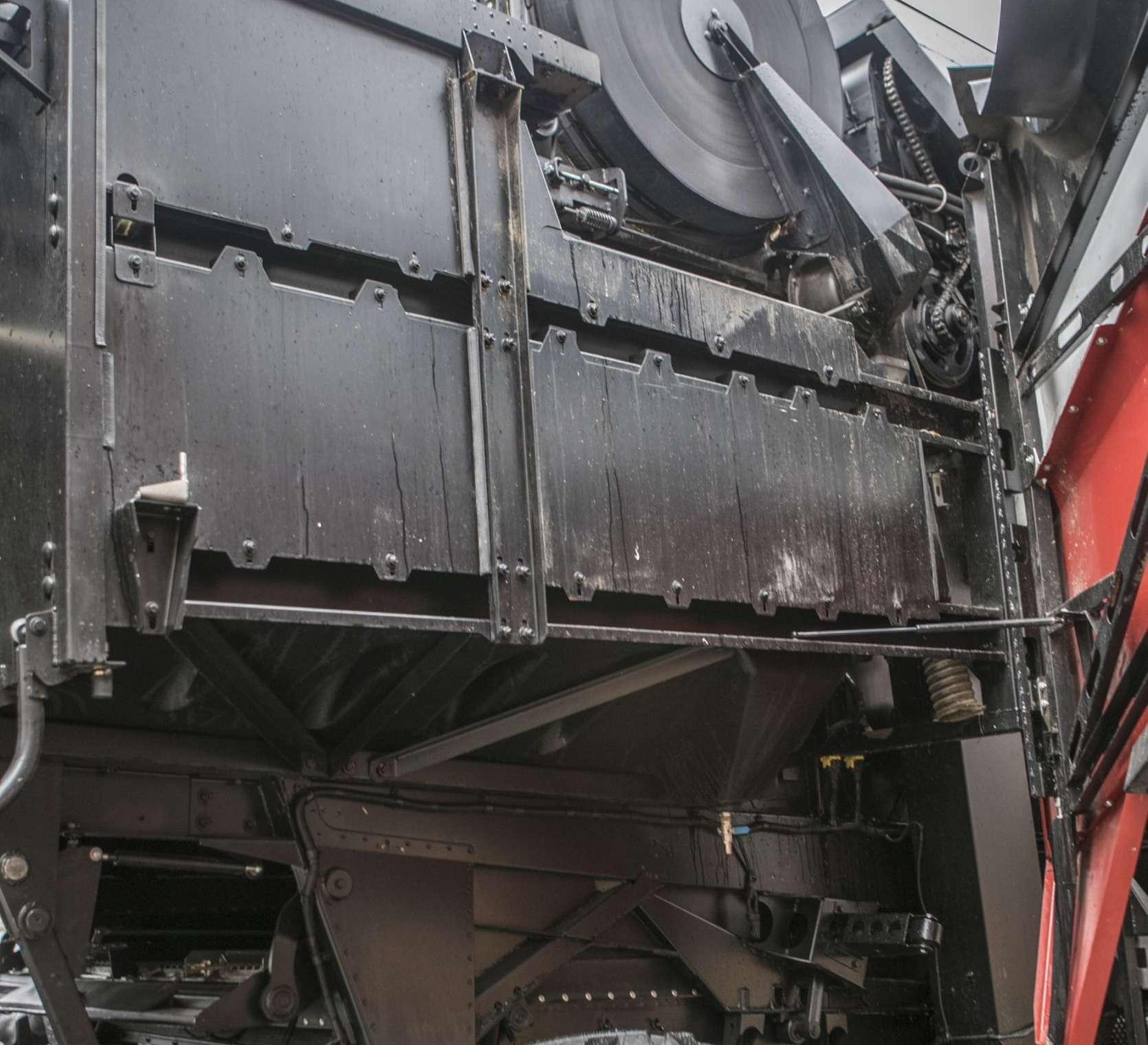 Rostselmash RSM 161 zbiornik paliwa i odplewiacz  oferta korbanek.pl