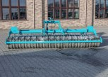 Talerzowy agregat z wałem gumowym SULKY 4m