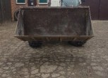 Używana Ładowarka Claas Targo K 50 widok z przodu na łyżkę