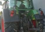 Ciągnik uzywany Fendt 312 TMS Vario, 2008r