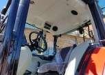 Nowoczesna kabina w ciągnikach MF od korbanka