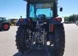 Podnośnik o udźwigu 4300 kg w ciągniku rolniczym Massey Ferguson 5710 promocja korbanek.pl