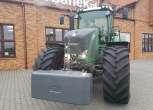 Traktor  Fendt 936 S4 z przednim obciażnikiem widok z przodu  oferta korbanek.pl