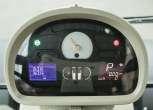 Czytelna deska rozdzielcza wewnątrz kabiny Massey Ferguson 5611