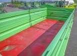 Przyczepa rolnicza P10 LONG dwuosiowa wymiar paletowy