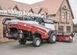 Kombajn zbożowy Rostselmash RSM 161 z hederem 7 m oferta korbanek.pl