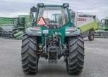 Traktor 5115 arbos global widok na tył zaczep tuz wyjścia hydrauliczne