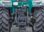 Zaczep oraz hydraulika w traktorze 5130 global