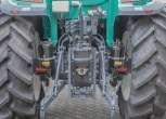 Zaczep TUZ oraz hydraulika w ciągniku 5130 Global Arbos