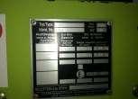 Tabliczka znamionowa Claas Mega 360