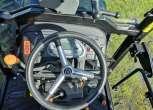 Arbos 4100AF jako ciągnik wygodny w pracy w sadzie