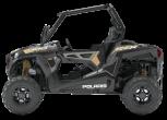 lewy bok Polaris RZR 900 EPS rama ochronna kierowcy i pasażera