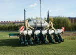 Siewnik punktowy ARBOS MS 8230 na ramie Easy Set do kukurydzy i buraków