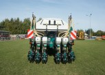 Siewnik punktowy do kukurydzy i buraków na ramie Easy Set 3m