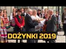 Embedded thumbnail for Dożynki 2019 w Najlepiej zmechanizowanym Gospodarstwie Rolnym Uniwersytet Przyrodniczy Poznań