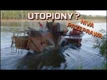 Embedded thumbnail for UTOPIONY KOMBAJN | Przeprawa przez rzekę | NIVA | Rostselmash NOVA