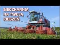 Embedded thumbnail for SIECZKARNIA na twoją kieszeń | Nowy nabytek | Rostselmash RSM 2650