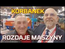 Embedded thumbnail for Korbanek rozdaje maszyny na targach Polagra PREMIERY 2020 | Nowości | Rolnicy | Opinie