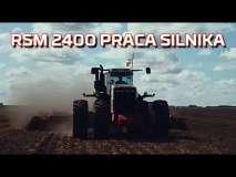 Embedded thumbnail for Traktor RSM serii 2400 Rostselmash–poprawiony młodszy brat ciągnika Versatile