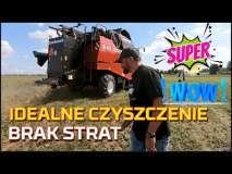 Embedded thumbnail for Ekologiczne uprawy na dużą skalę w Polsce ? Jak sobie w tym radzi Rostselmash Vector, jakie straty?