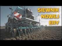 Embedded thumbnail for Siewnik NOWEJ ERY pneumatyczny zawieszany który zadziwi niejednego rolnika | Sulky P50 | Korbanek