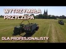Embedded thumbnail for Wytrzymała PRZYCZEPA dla Profesjonalisty | Mocna rama | Stabilna | Bergmann HTW