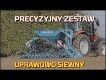 Embedded thumbnail for ZESTAW UPRAWOWO SIEWNY - czy ułatwia pracę ? Sulky siewnik P30 | Nowy nabytek