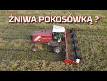 Embedded thumbnail for ŻNIWA pokosówką? KSU 1 Rostselmash | Nowy nabytek