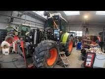 Embedded thumbnail for Awarie OSTRZEŻENIA ! niespodzianki I Silnik John Deere w ciągniku Claas 2012 rp | Naprawa | vlog #9