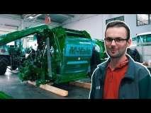 Embedded thumbnail for Prasa zwijająca, Belarka McHale dlaczego w serwisie? jaką odbierze rolnik?
