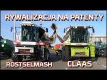 Embedded thumbnail for Bardzo pomysłowe Jak zrobił Claas a jak Rostselmash? Kto zrobił lepiej? Kombajn Tucano vs Vector